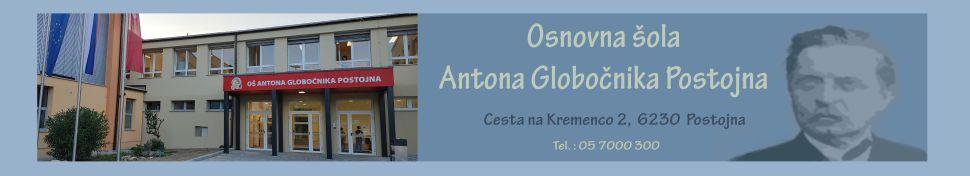 OŠ Antona Globočnika Postojna