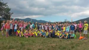8.9.2016 – ŠD KROS v Bukovju – učenci podružničnih šol