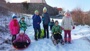 8. 3. 2017 – Zimski dnevi  v  OPB Studeno
