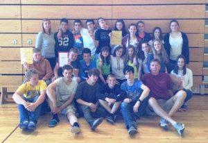 24. 5. 2017 – 8. a  letos najboljši razred