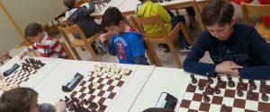 Šah – državno prvenstvo v Kranju