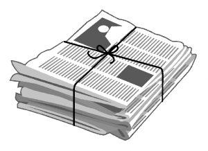 11. in 12. 10. 2017 – Zbiralna akcija starega papirja