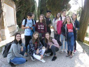 30. 9. 2017 – Izlet učencev v Fiumicello v Italiji