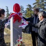 21.12.2017 – Odkritje doprsnega kipa Antona Globočnika ob 150 letnici okrajnega glavarstva