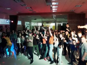 16. 3. 2018 – Šolski ples