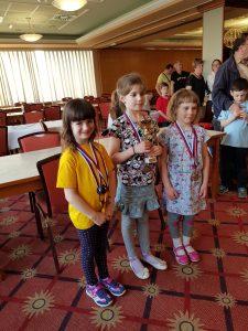 14. in 15. 4. 2018 –  Osnovnošolsko državno prvenstvo v šahu