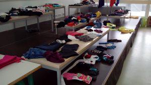 7. 6. 2018 – Obvestilo o  izgubljenih oblačilih