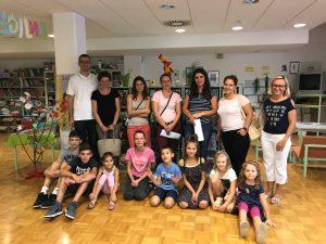 20. 9. in 21. 9. 2018 – Srečanje staršev otrok s statusom priseljenca
