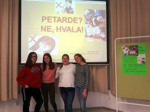 10. 12. 2018 – Ozaveščanje o nevarnostih petard