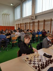 12. 1. 2019 – Finale državnega osnovnošolskega šahovskega prvenstva