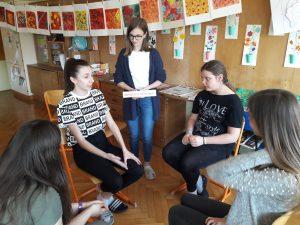 15. 4. 2019 – Vrstniška mediacija na naši šoli