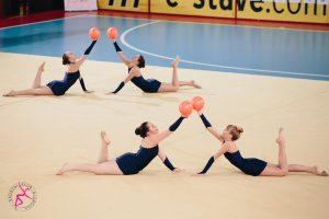 13.4.2019 – Področno tekmovanje športnih iger mladih za pokal Športne zveze Ljubljana v ritmični in estetski gimnastiki
