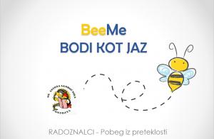 Šol. leto 2019/20 – Projekt: BeeMe
