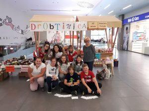 19. 10. 2019: Dobrodelna stojnica Drobtinica 2019