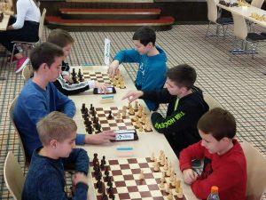 13. – 15. 12. 2019 – Državno prvenstvo v šahu