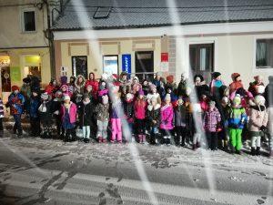 12. 12. 2019 – OPZ: Praznik luči in pozdrav zimi