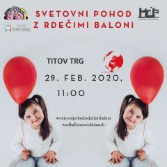 29. 2. 2020 – Svetovni dan redkih bolezni