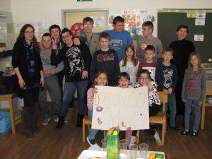 28. 2. 2020 – Obisk učencev OVI 2 iz OŠ Miroslava Vilharja Postojna
