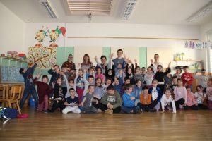 28. 2. 2020 – Obisk učencev iz OŠ Miroslava Vilharja Postojna