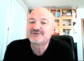 6. 5. 2021 – Zoom srečanje z mladinskim pisateljem Primožem Suhodolčanom