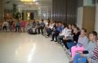 Zasedanje šolskega parlamenta