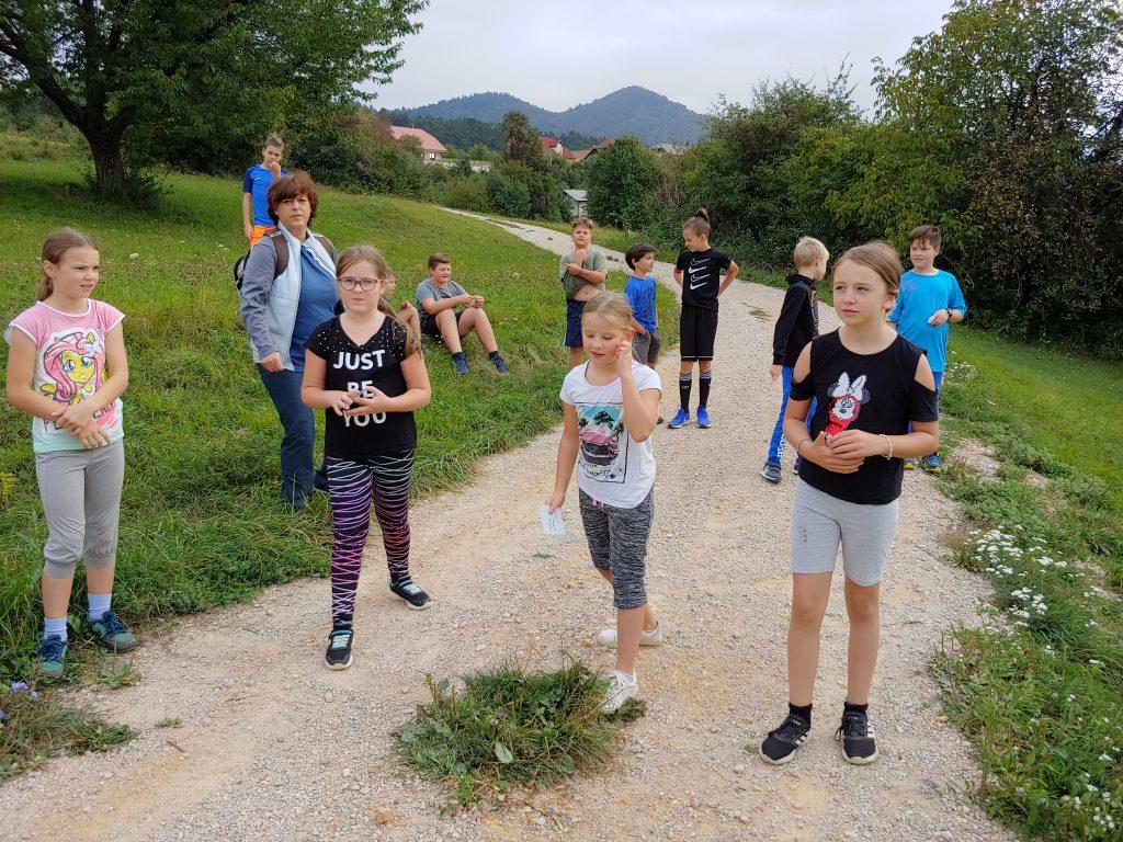 18. 9. 2020: Športni dan v Bukovju – KROS