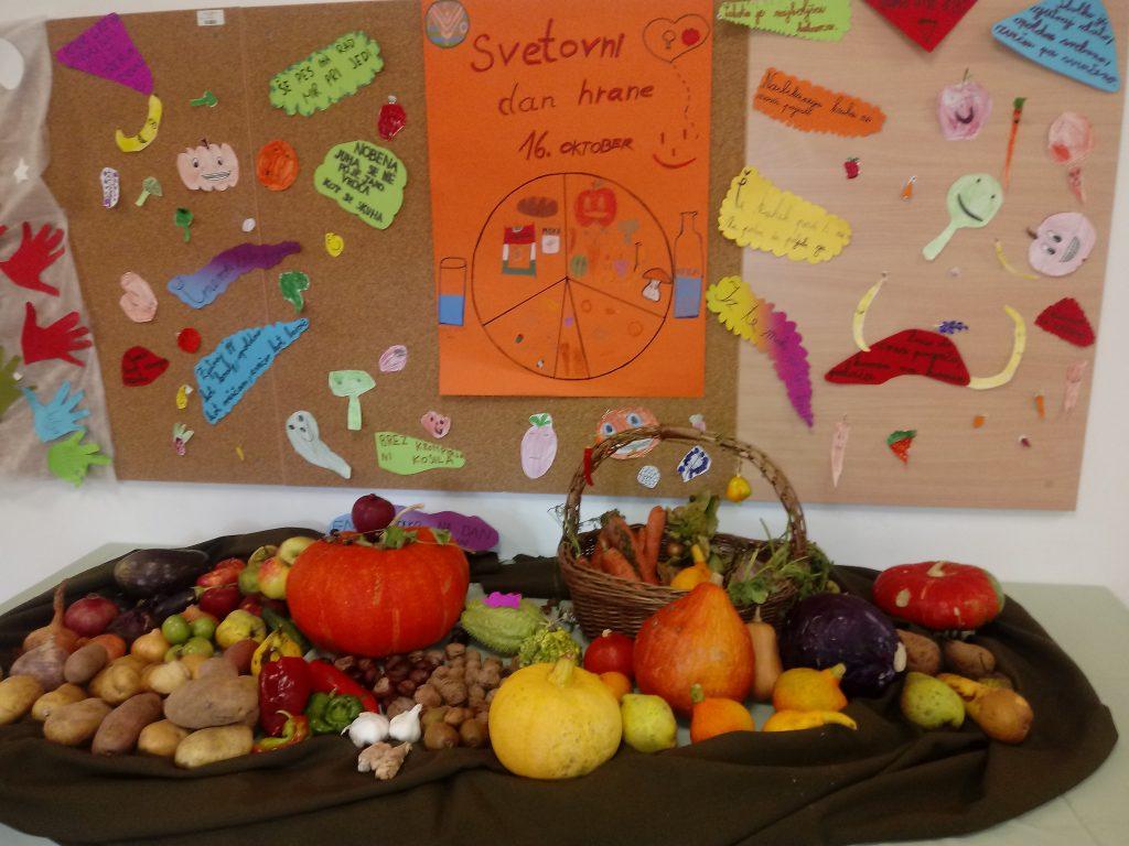 16. 10. 2020: OPB Planina – Svetovni dan hrane