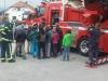 3. 10. 2017 - Požarna vaja na podružnični šoli v Bukovju